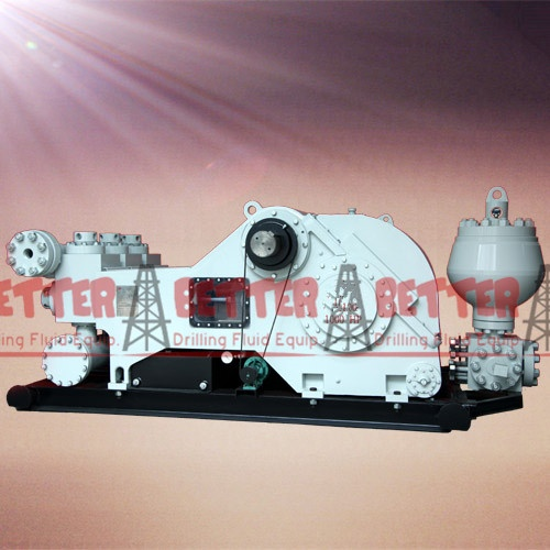 BT-MP PZ series Triplex Mud Pump